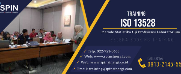 Training ISO 13528