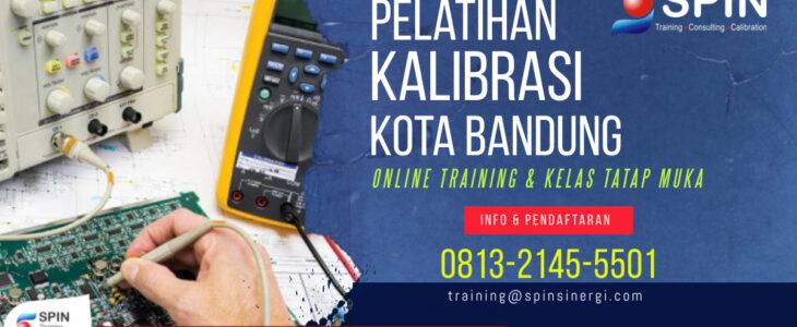 Lembaga Pelatihan Kalibrasi Kota Bandung