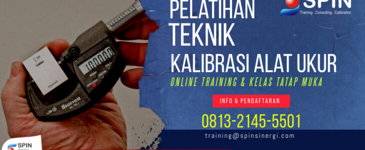 Training Kalibrasi Tekanan Online Bandung