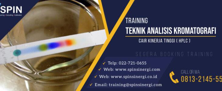 Pelatihan Teknik Analisis Kromatografi Cair Kinerja Tinggi ( HPLC )
