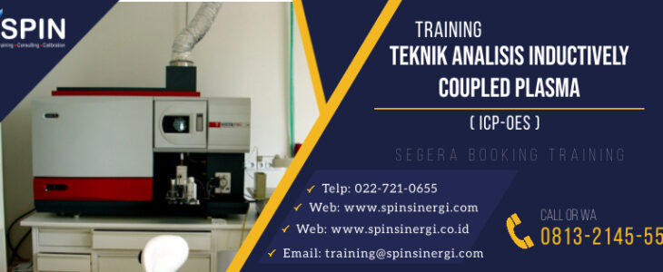 Training Teknik Analisis Inductively Coupled Plasma ICP OES